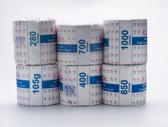 Wholesale Toilet Paper : China 3ply white toilet paper tissue wholesale bulk sale toilet