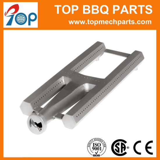 Cast Stainless Steel BBQ Gas Grill Pipe Burner for High End Grills  sc 1 st  Wuxi Topway Metal Products Co. Ltd. & China Cast Stainless Steel BBQ Gas Grill Pipe Burner for High End ...