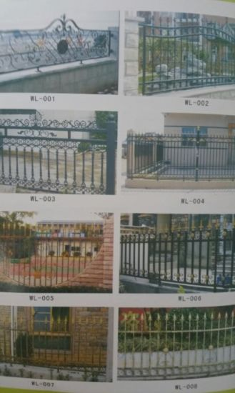 2017 Hot Sale Factory Price Decorative Ornamental Wrought Iron pictures & photos
