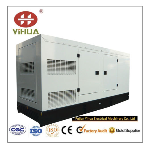 Most Popular Silent Canopy with Ricardo Diesel Generator Set 160kw/200kVA pictures & photos