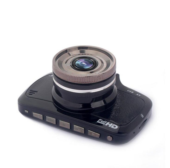 HD 2.7 Inch Screen Night Vision Double Lens Driving Recorder pictures & photos