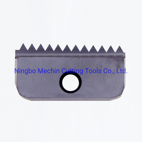 NPT Thread Milling Insert/Solid Carbide Thread Insert