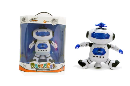 RC Robot Toys Plastic RC Toys with Music Lights pictures & photos