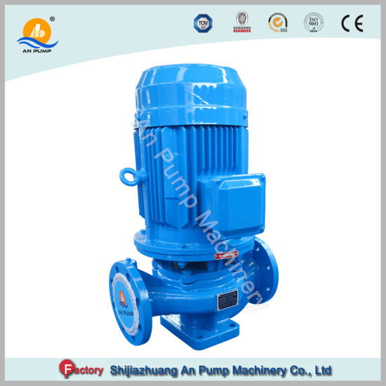 Vertical Cooling Tower System Inline Water Pump pictures & photos
