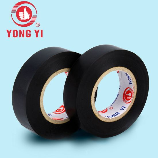 PVC Insulating Tape for Insulating Packing of Electrical Wire pictures & photos