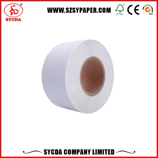 Good Quality Paper Sticker Thermal Adhesive Sticker