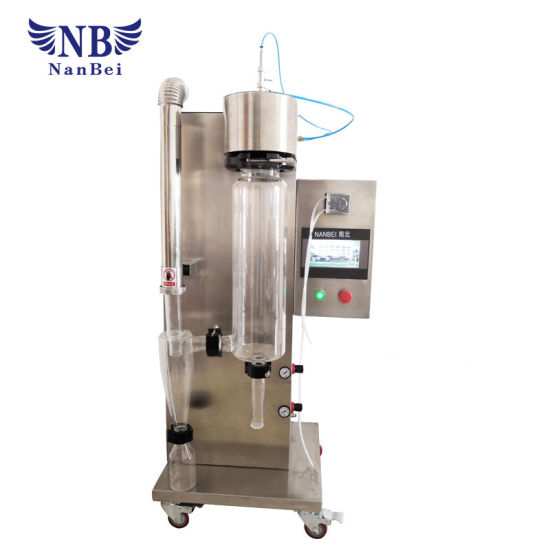 Vacuum Small Lab Scale Spray Dryer for Milk and Coffee pictures & photos