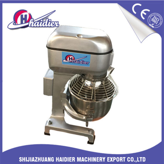 China Pastry Machine Food Blender 20 Qt Cake Mixers For Complete