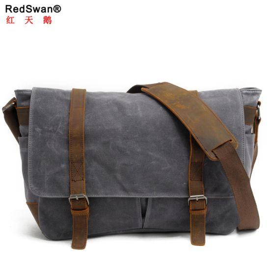 Redswan Classic Messenger Bag Vintage Canvas Shoulder Satchel Book Rs 16930