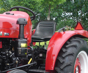 Jinma 2WD 25HP Wheel Farm Tractor 250 pictures & photos