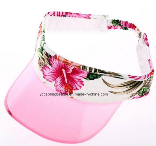 ff40a99a09a79 China Best Service PVC Bill Sun Visor Hat - China Sun Visor