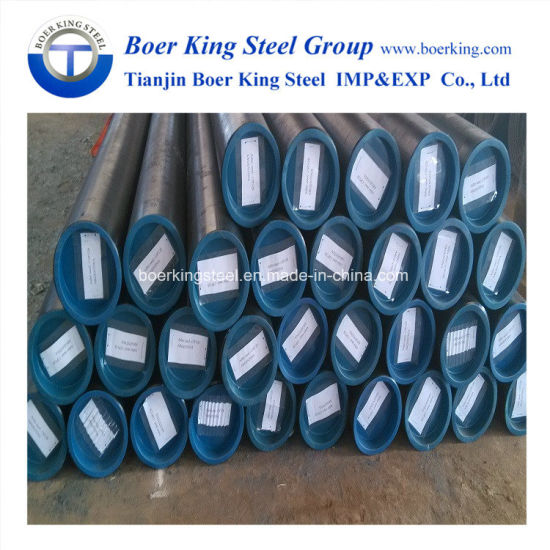 API 5L 2 Inch Schedule 40 ASTM106 Grade B Seamless Carbon Steel Pipe