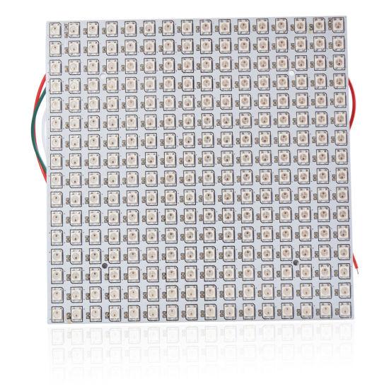 China Ws2812b 16*16 5V 256 Pixel Digital Display - China LED