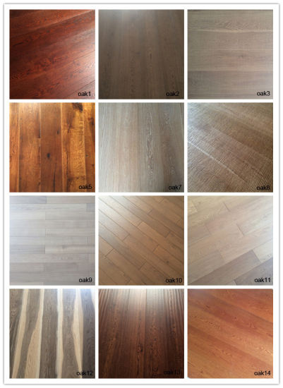 China Supply High Quality Best Price Oak Engineer Wood Flooring