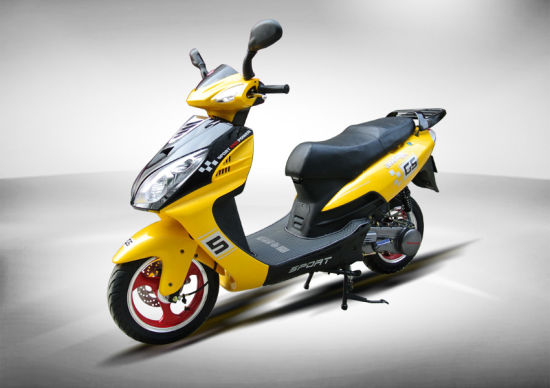 Classic Designed Gas Moped Eagle 125cc /150cc (HD125T-14A) pictures & photos