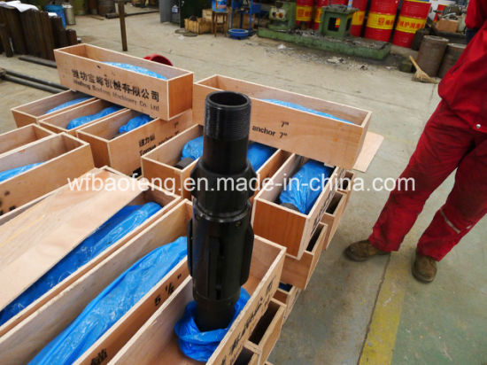 Downhole Screw Pump Torque Anchor for Sale pictures & photos