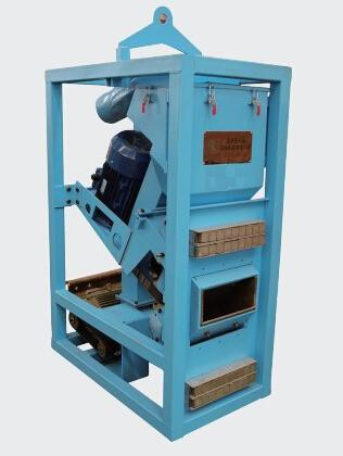 Shot Blasting Machine for Natural Gas Storage Tank Industry pictures & photos