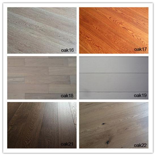 China Supply High Quality Best Price Oak Engineer Wood Flooring
