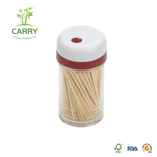 Elegant Hot Sale High Quality Bamboo Toothpick pictures & photos