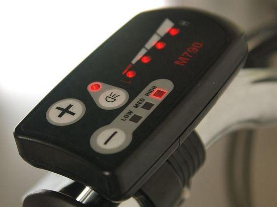 Queene/Electric Bike Parts Ebike Accessory for Electric Bike LED Display