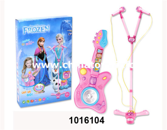 Funny Toy Microphone Toy with Light and Music (1043302) pictures & photos