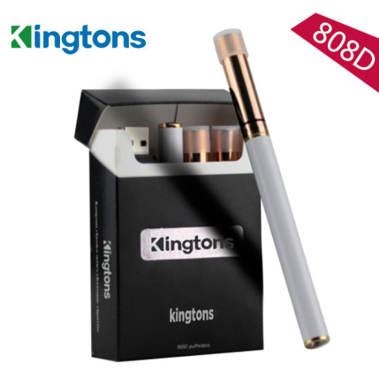 2015 Best Selling Kingtons 808d Mini E Cigarette pictures & photos