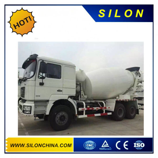 14m3 Cimc Truck Mounted Concrete Mixer Truck