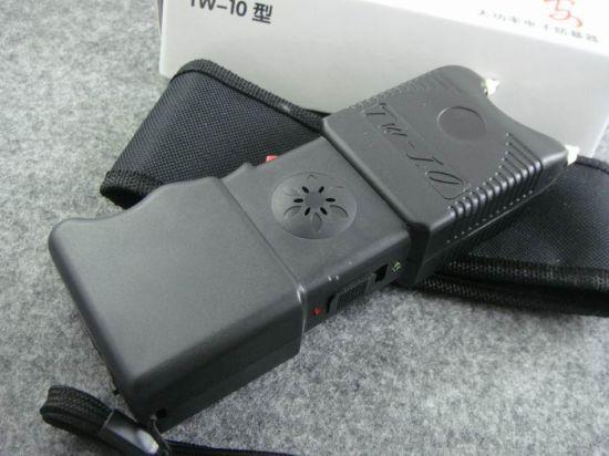 china cigarette box stun gun abs self defense device electric shock