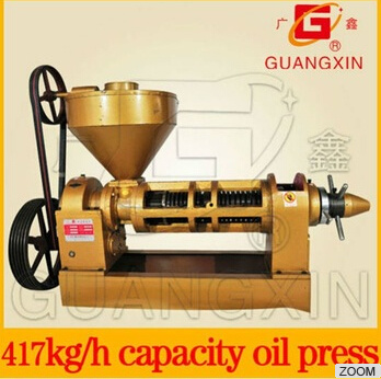 Yzyx140 Sunflower Oil Press Machine pictures & photos