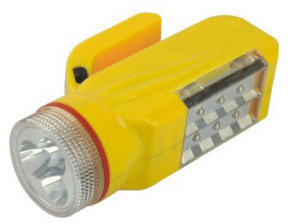 High Quality Rechargeable LED Fast Track Torch (HK-5506)