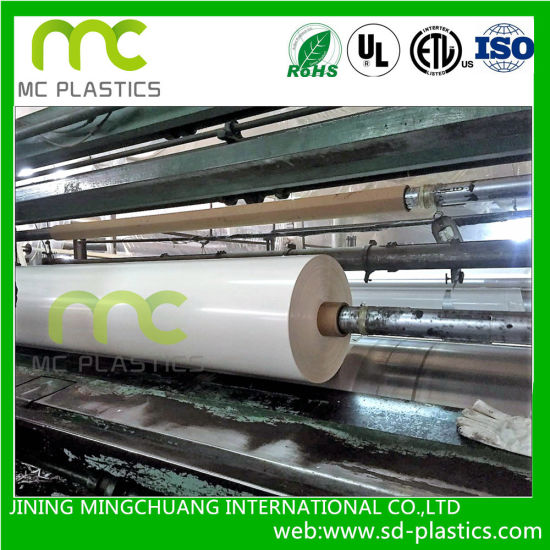 Vinyl Chloride/PVC Film for Wallboard /Flooring/Printing/Wall Cover/Book Cover pictures & photos