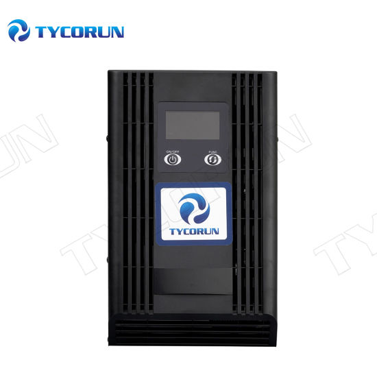Tycorun Outdoor Online UPS Home UPS System 1kVA/2kVA/3kVA Double Conversion Uninterruptible Power Supply with Competitive Price