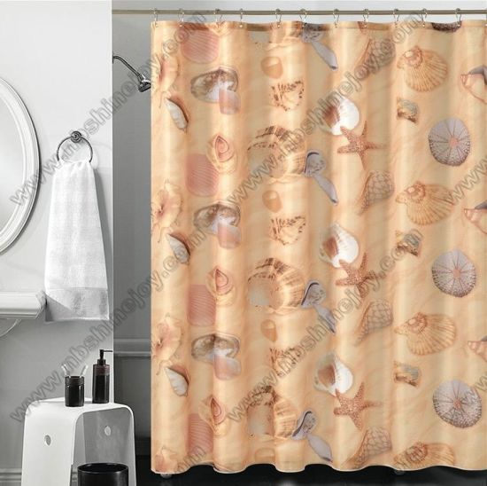 Animal Printed Shower Curtain pictures & photos