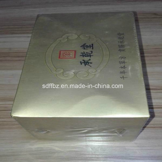 Full Automatic Seafood Box Heat Shrink Packing Machine pictures & photos