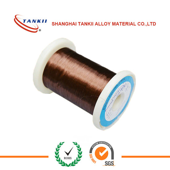 CuNi2 Alloy wire use for under floor heating cable. pictures & photos