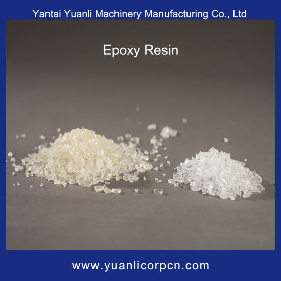 China New 2017 High Efficiency Epoxy Resin Price for Powder