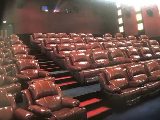 Amazing Vip Theatre Cinema Recliner Sofa Spiritservingveterans Wood Chair Design Ideas Spiritservingveteransorg