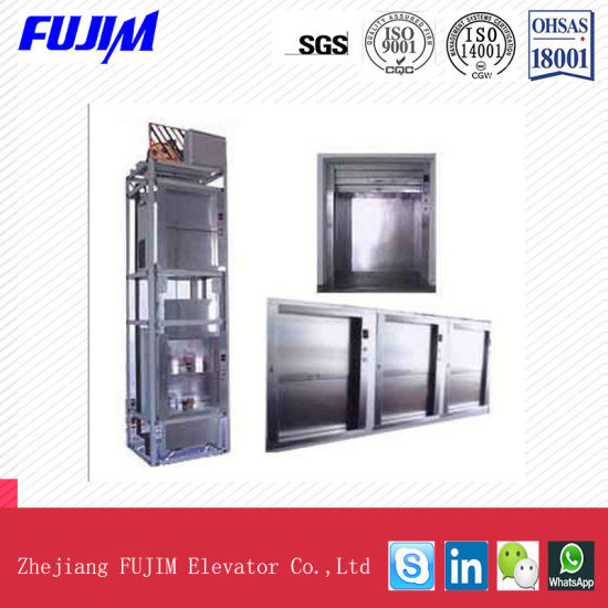 Best Price Food Service Lift Dumbwaiter Mini Elevator pictures & photos