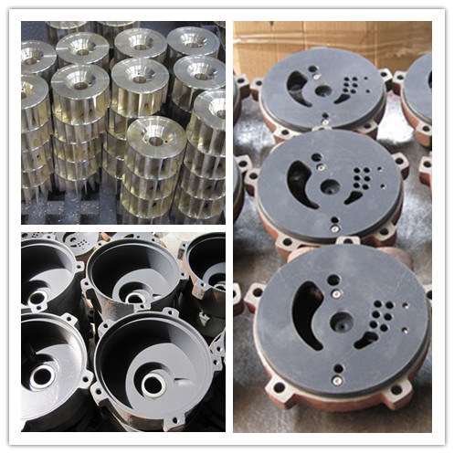 Single Stage Liquid Ring Vacuum Pump pictures & photos
