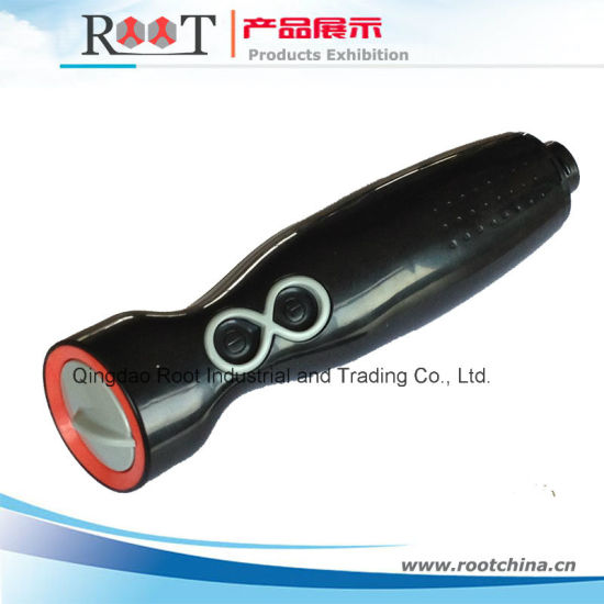 Switch Injection Molding Parts for Flashlight pictures & photos