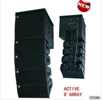 Pyrotechnic Firing System Seer Audio Line Array