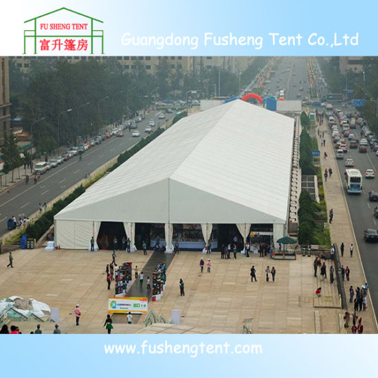 Frame of Clear Span Tent 40-60m Width