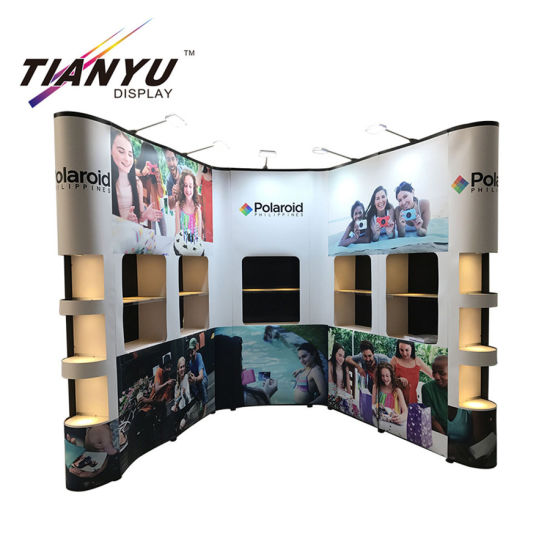Expo Stand Backdrop : China backdrop stand two sided stand exhibition wall banner trade