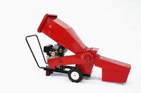 New 13HP Gasoline Wood Leaf Shredder Chipper Machine