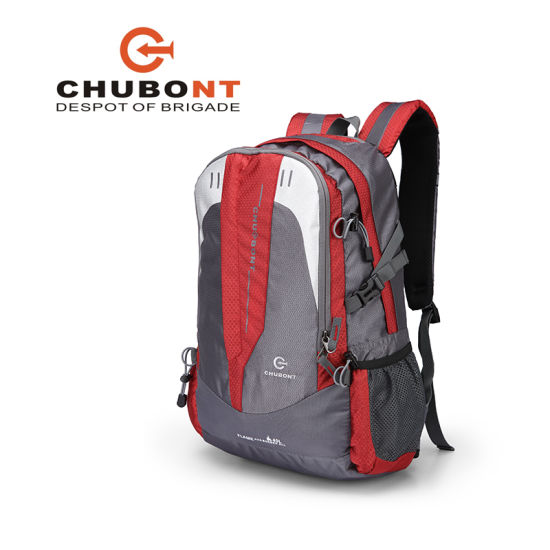 919953b5f6 Chubont Waterproof Polyester Double Shoulder Travel and Sports Knapsack  pictures   photos
