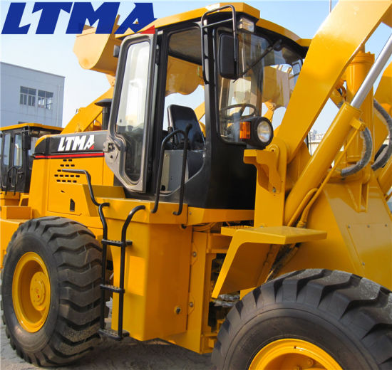 2cbm Bucket Capacity 3.5 Ton Wheel Loader of Ltma Machinery pictures & photos