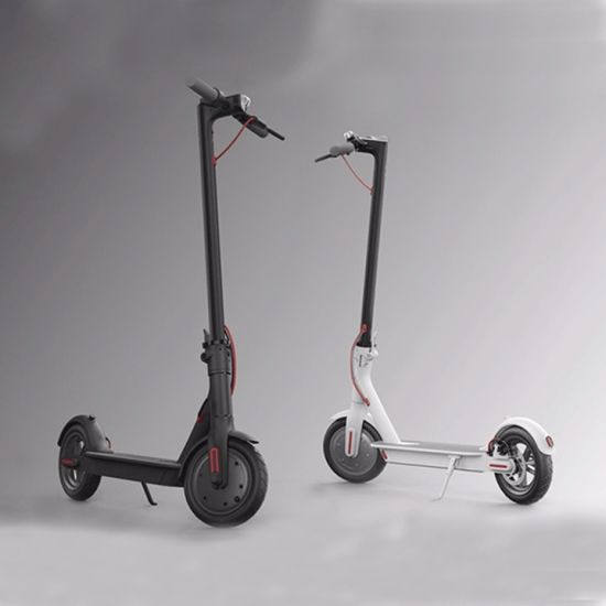 2019 8.5inch Wheel Hot Sale Quality Xiaomi Electric Scooter Foldable with 250W