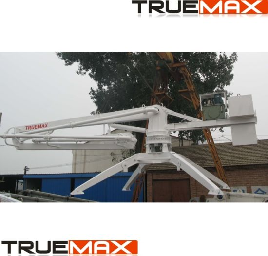 Fully Hydraulic Concrete Placing Boom pictures & photos