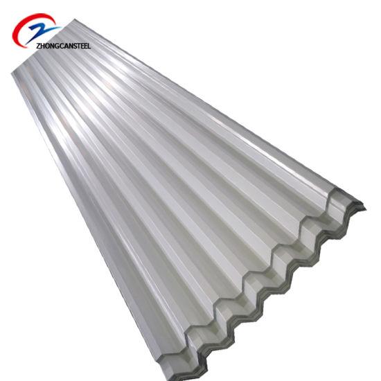 China Ppgi Ppgl Gl Gi Mild 0 5mm Roofing Price List 4x8 Galvanized Corrugated Steel Sheet China Roofing Sheet Ppgi Ppgl