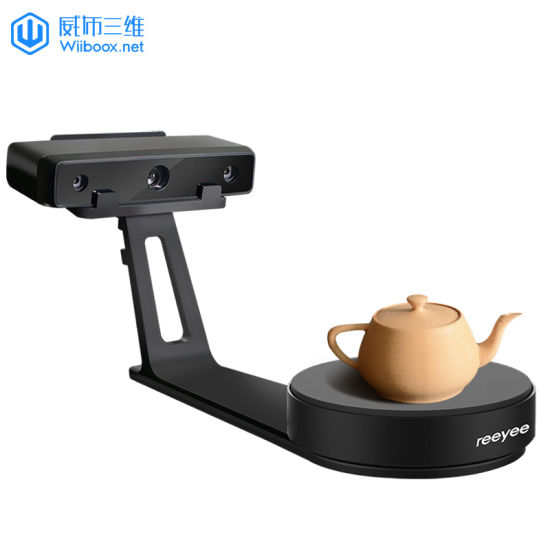 China Wiiboox 3D Scanner Best Measuring Range High Scanning Accuracy